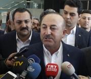İL DANIŞMA MECLİSİ - Bakan Çavuşoğlu Açıklaması 'ABD'nin Terör Örgütüyle Bağını Koparması Gerekiyor'