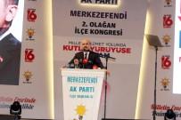 PARTİ KONGRESİ - Bakan Soylu'dan 'Zeytin Dalı Harekatı' Açıklaması
