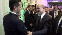 HASAN KARAHAN - Bakanlar Zeybekci Ve Soylu Denizli'de Nikah Şahidi Oldu
