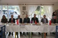 AYTUĞ ATICI - Başkan Tarhan, STK Temsilcileriyle Buluştu