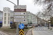 Başkent'in Cehresini Yeni Trafik Levhaları Değiştirecek