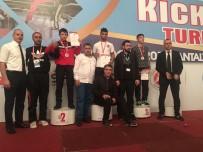 MEHMET YALÇıN - Bitlisli Sporculardan Büyük Başarı