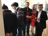 Çiftçiler Çayını İçip Meyvesini Yerken, Memurlar İşlerini Halletti