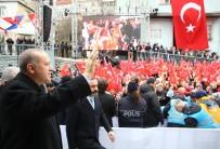 HIZLI TREN HATTI - Cumhurbaşkanı Erdoğan Açıklaması 'Savaşabilecek DEAŞ'lı Kalmadı Ama Silah Yığmaya Devam Ediyorlar'