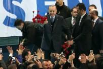 FATMA BETÜL SAYAN KAYA - Cumhurbaşkanı Recep Tayyip Erdoğan'a, 'Reis Bizi Afrin'e Götür' Tezahüratı