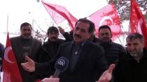 BELEDİYE İŞÇİSİ - Dadaşlardan 'Bir Gece Afrin'e Gelebiliriz' Türküsü