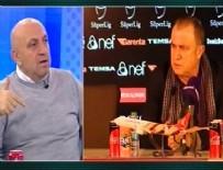 BEYAZ FUTBOL - Fatih Terim'le yönetim arasında kriz mi var?