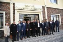 HARUN KARACAN - Harun Karacan'dan Orman Bölge Müdürlüğüne Ziyaret