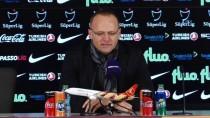 İRFAN BUZ - İrfan Buz Açıklaması 'Pozitif Bir Futbol Oynadık'