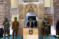 Karaman Belediyesinin EMİTT Fuarında Açtığı Stant Büyük İlgi Gördü