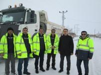 Karaman'da Kapanan Köy Yolları Yeniden Ulaşıma Açıldı
