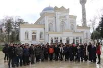 ÖLÜM YILDÖNÜMÜ - Kılavuz Gençlik Abdülhamit'in İzini Sürdü