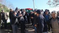 ASKERİ TÖREN - Kore Gazisi Erol Defnedildi