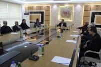 BAŞTÜRK - Malatya Ticaret Borsası Eylül Ayı Meclis Toplantısı Yapıldı