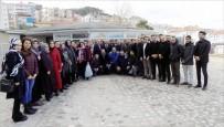 ZEKERİYA BİRKAN - Müezzinoğlu Mudanya'da Ziyaretlerde Bulundu