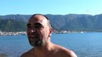 YAT LİMANI - Muğla'da Ocak Güneşinde Deniz Keyfi