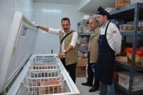 GIDA DENETİMİ - Ordu'da Bozuk Gıdaya Rekor Ceza
