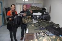 OLTA - Üç Ev Hanımı Ve Bir Emekli Bir Araya Geldi Tekstil Atölyesi Açtı