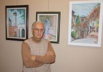 RESIM SERGISI - Ressam Ongun, 65. Yılını MTSO Sanat Galerisi'nde Kutladı