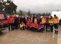 MEHMET METIN - Sağlık Bakanlığı Heyeti Suriye Sınırında