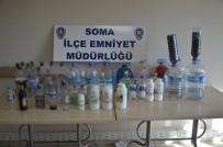 VOTKA - Sahte İçki Operasyonunda Dikkat Çeken Malzeme