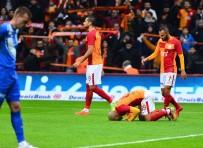 EREN DERDIYOK - Süper Lig Açıklaması Galatasaray Açıklaması 1 - Osmanlıspor Açıklaması 0 (İlk Yarı)