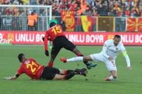 ASAMOAH GYAN - Süper Lig Açıklaması Göztepe Açıklaması 1 - Kayserispor Açıklaması 1