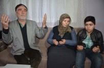 SEDEF HASTALIĞI - Suriyelilerin Gözü 'Zeytin Dalı Harekatında