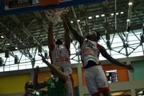 MILLER - Tahincioğlu Basketbol Süper Ligi Açıklaması Muratbey Uşak Açıklaması85 - Yeşilgiresun Belediyespor Açıklaması 82