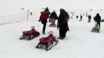 ÖMER TORAMAN - Tokat'ta Kar Şenliği