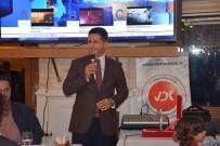 KAYITDIŞI - Vergi Denetim Kurulu Başkanı Toksöz, Görevini Bıraktı