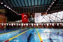 TÜRKİYE YÜZME FEDERASYONU - Yüzme Milli Takımı, Avrupa Şampiyonalarına Mersin'de Hazırlanıyor