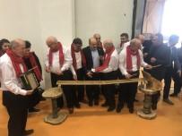 ZÜLKIF DAĞLı - 70'Lik Müzik Grubu Tahta Parçaları İle Müzik Yaptı