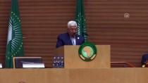 ADDIS ABABA - Abbas'tan Afrikalı Liderlere 'Kudüs'te Misyon Açmayın' Çağrısı