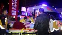 Adana'da Trafik Kazası Açıklaması 4 Yaralı