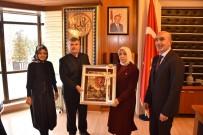 BÜYÜKŞEHİR YASASI - AK Parti Genel Başkan Yardımcısı Çalık Açıklaması 'Konya'nın Başarısının Sırrı Sosyal Belediyecilikte Gizli'
