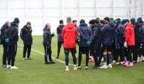 KAYACıK - Atiker Konyaspor, Galatasaray Maçı Hazırlıklarını Sürdürdü