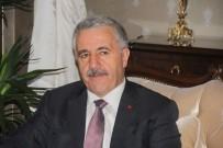 FEVZI ŞANVERDI - Bakan Arslan Hatay'da