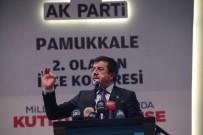 BÜYÜK DOĞU - Bakan Zeybekci, CHP'ye Necip Fazıl Kısakürek'in Sözleri Üzerinden Yüklendi Açıklaması