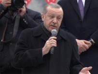 MERZİFON HAVALİMANI - 'Bunlar Aydın Değil, Emperyalizmin Uşakları'