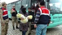 Erzincan'da 48 Yabancı Uyruklu Yakalandı
