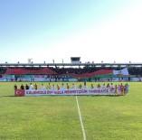 SEYRANTEPE - Futbolculardan Mehmetçiğe Destek