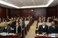 GAZIANTEP TICARET ODASı - GTO'da Yılın İlk Meclis Toplantısı Gerçekleştirildi