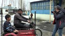 KıSA FILM - Hayatından Etkilendiği Hurdacının Filmini Çekti
