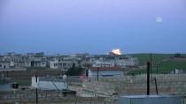 SAVAŞ UÇAĞI - İdlib'e Yoğun Hava Saldırıları Sürüyor