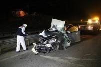 MEDİKAL KURTARMA - Karabük'te Trafik Kazası Açıklaması 2 Ölü, 3 Yaralı