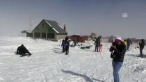 KAYAK SEZONU - Karacadağ'da Kayak Sezonu Açıldı