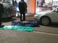 CİNAYET ZANLISI - Kasap'ta tartışma kanlı bitti