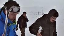 EMIN BILMEZ - Kayak Ücretsiz Olunca Öğrenciler Yalnızçam'a Akın Etti