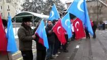 DOĞU TÜRKISTAN - Kayseri'deki Uygur Türklerinden Zeytin Dalı Harekatı'na Destek